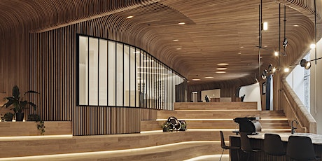 Designing with Timber Externally - CPD Presentation and Networking event tickets