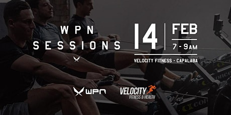 WPN Sessions - Velocity Fitness tickets