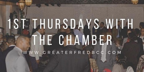 First Thursday's with the Chamber tickets