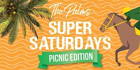 The Palms Super Saturday entradas