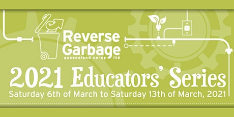 Talk & Tour of the Reverse Garbage Queensland Warehouse tickets
