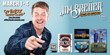 Comedian Jim Breuer Freedom Of Laughter Tour  in Naples, Florida tickets