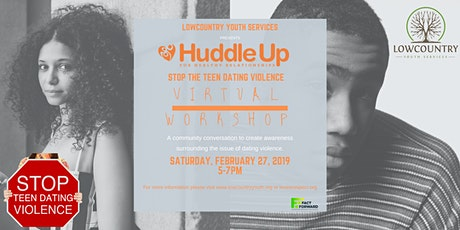 2021 LYS Huddle Up for Healthy Relationships tickets