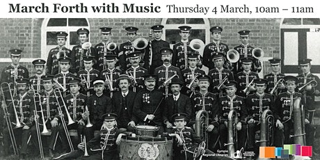 Local History: March forth with music tickets