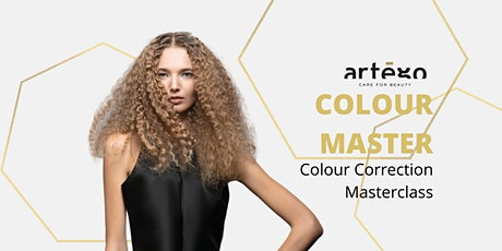 Colour Master - Colour Correction Masterclass tickets