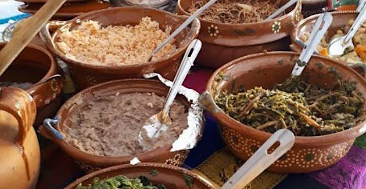 Imagen de Cocineras tradicionales de Michoacán