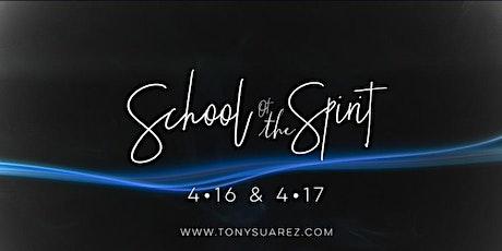 School of the Spirit tickets