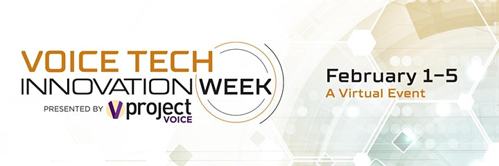 Voice Tech Innovation Week image