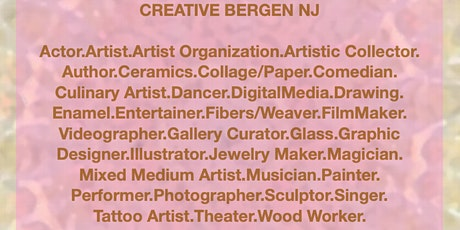 Bergen County Artists-Join us for an Arts Amble Information Session tickets