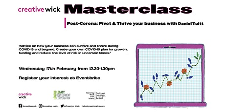 Post-Corona: Pivot & Thrive your business tickets