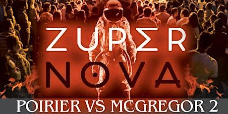 Zupernova en Concierto! tickets