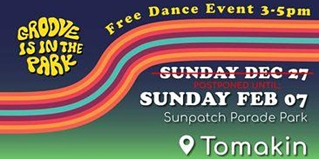 Groove is in the Park - Tomakin tickets