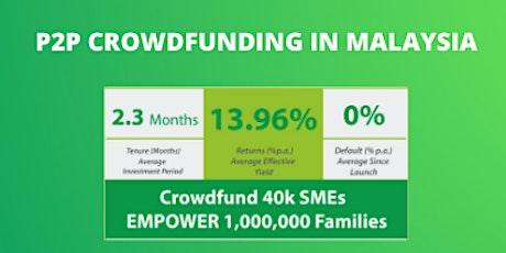 P2P Crowdfunding In Malaysia tickets