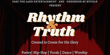 Rhythm and Truth tickets