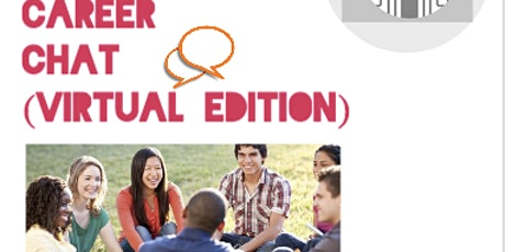 CAREER CHAT  (VIRTUAL EDITION) tickets