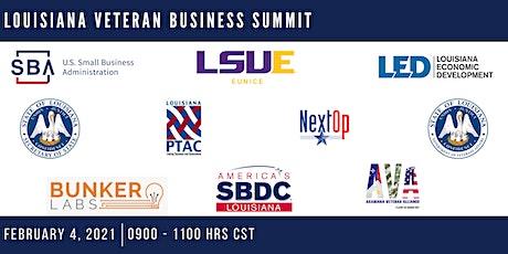 Louisiana Veteran Business Summit tickets