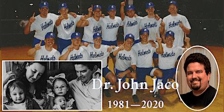 The John Jaco Memorial Helmets & Hackers Golf Tournament tickets
