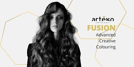 Fusion - Advanced Creative Colouring tickets