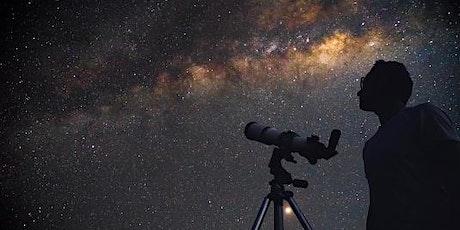 Viaje de observación de estrellas entradas