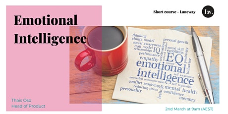 Copy of Short Course - Emotional Intelligence Tickets