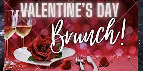 Valentine's Day Brunch tickets