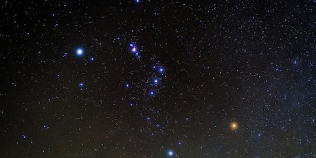 Virtual Stargazing - Orion and the Winter Sky tickets