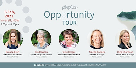 Plexus Opportunity Meeting - Inverell tickets