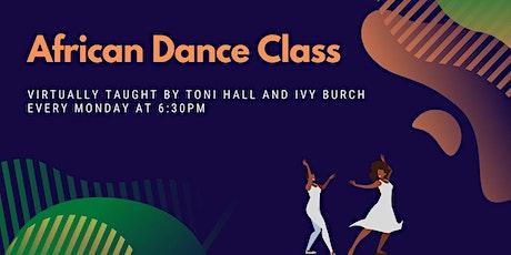 African Dance Class tickets