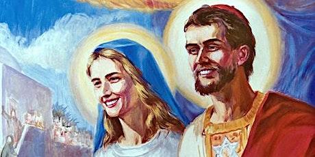 Holy Spouses Mass Bilingual - Misa bilingue de los Santos Esposos tickets
