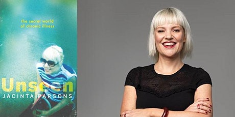 Libraries Go Online: Jacinta Parsons, 'Unseen' tickets