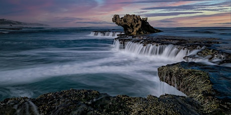 Sunset Long Exposure Landscape Workshop - Dragons Head, Rye, Vic tickets