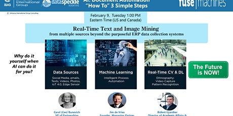 """AI Document Automation """"How To"""" 3 Simple Steps tickets"""