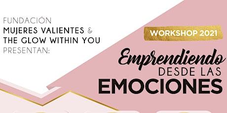 """Workshop: """"Emprendiendo desde las emociones"""" tickets"""