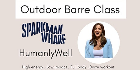 Barre at Sparkman Wharf - HumanlyWell tickets