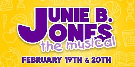 Junie B. Jones the Musical tickets