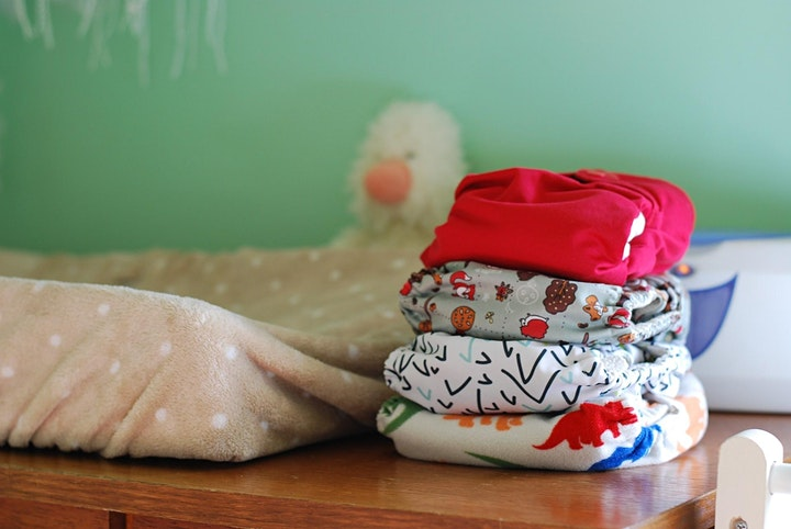 Introduction to Modern Cloth Nappies image