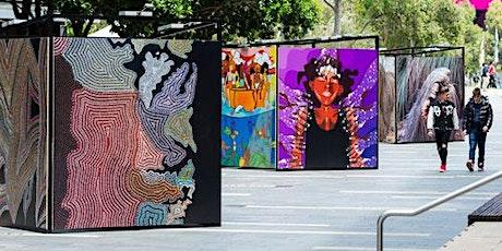 Here I am: Art by great women exhibit tickets