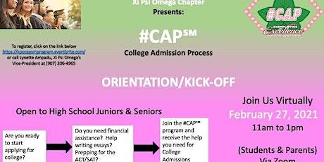 Xi Psi Omega Chapter of Alpha Kappa Alpha, Inc. presents its #CAPSM Program tickets