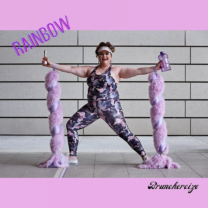 ReNewYou Lunchercise with Rainbow image