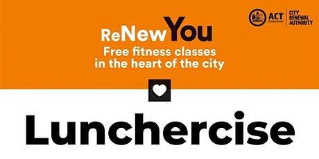ReNewYou Lunchercise with Rainbow tickets