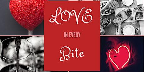 Love In Every Bite Cookbook tickets