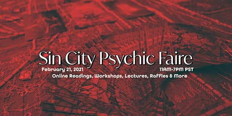 Sin City Psychic Faire tickets