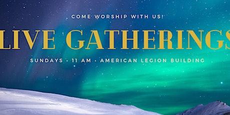 Sunday Worship + January 24, 2021 tickets