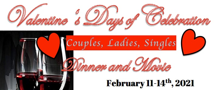 Valentine's Dinner and Movie   The  Nights of Love image