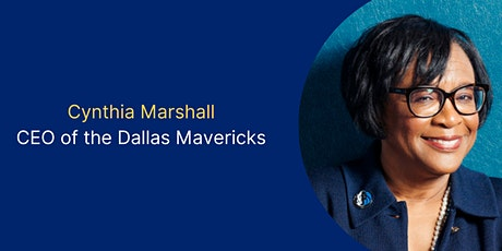 BAA Speaker Series: A Conversation with Cynthia Marshall tickets