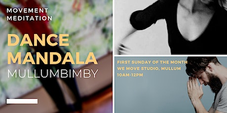 DANCEmandala Movement Meditation in Mullumbimby tickets