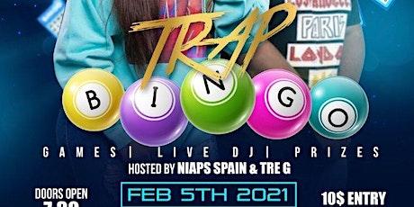 Trap Bingo Game Night tickets