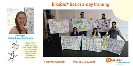 Bikablo® Basics 2-Day Visual Training - Toronto tickets