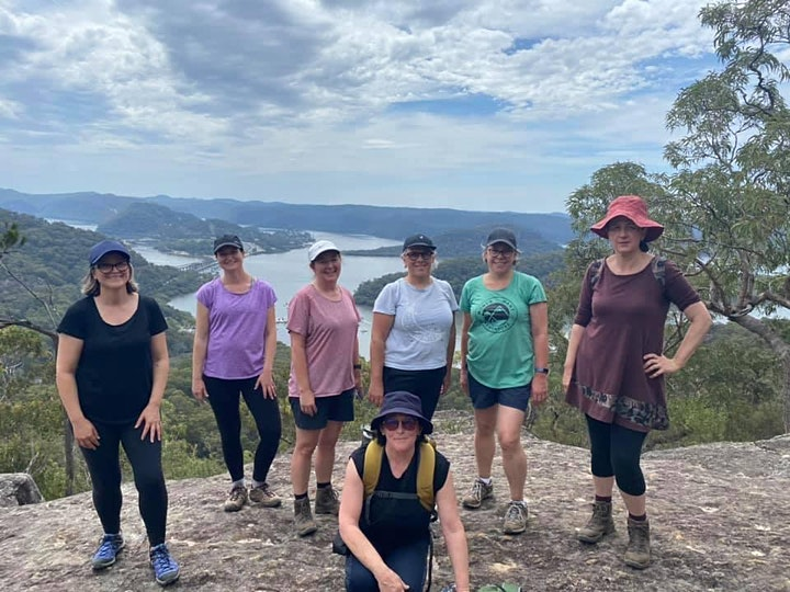 Women's Cowan to Brooklyn Day Hike // Wednesday 26th May image