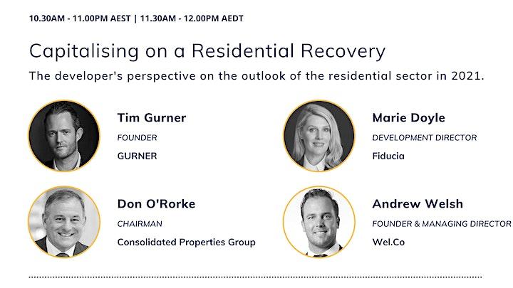 The Urban Developer   Australian Property Development Outlook vSummit image